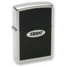 Зажигалка ZIPPO Zippo Oval, с покрытием Satin Chrome™, латунь/сталь, серебристая, 36x12x56 мм 205 Zippo Oval