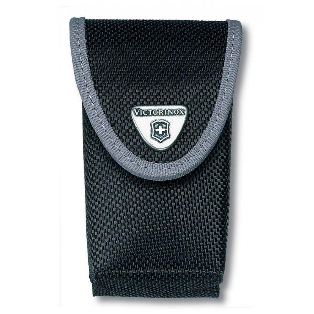 Чехол на ремень VICTORINOX для ножей 91 мм толщиной 5-8 уровня, нейлоновый, чёрный 4.0545.3