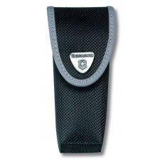 Чехол на ремень VICTORINOX для ножей 111 мм 2-4 уровня, с отделением под фонарь, нейлоновый, чёрный 4.0547.3