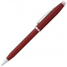 Шариковая ручка Cross Century II. Цвет - красный. AT0082WG-88