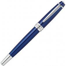 Перьевая ручка Cross Bailey. Цвет - синий, перо - нержавеющая сталь, среднее AT0456-12MS