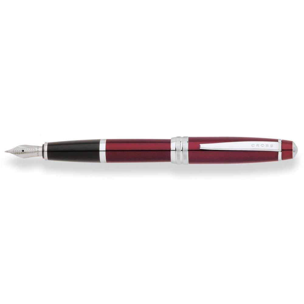 Перьевая ручка Cross Bailey. Цвет - красный. AT0456-8MS