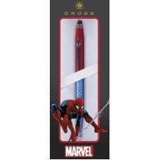 Шариковая ручка со стилусом Cross Tech2 Marvel Человек Паук.  Цвет - красный/синий AT0652SD-12