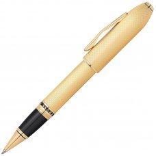 Ручка-роллер Selectip Cross Peerless 125. Цвет - золотистый AT0705-4
