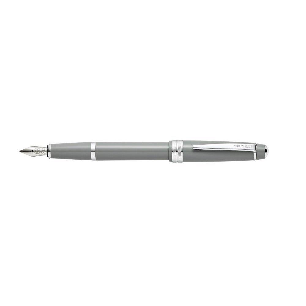 Перьевая ручка Cross Bailey Light Gray, перо ультратонкое XF AT0746-3XS