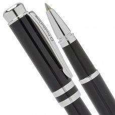Ручка-роллер FranklinCovey Freemont. Цвет - черный. FC0035-1