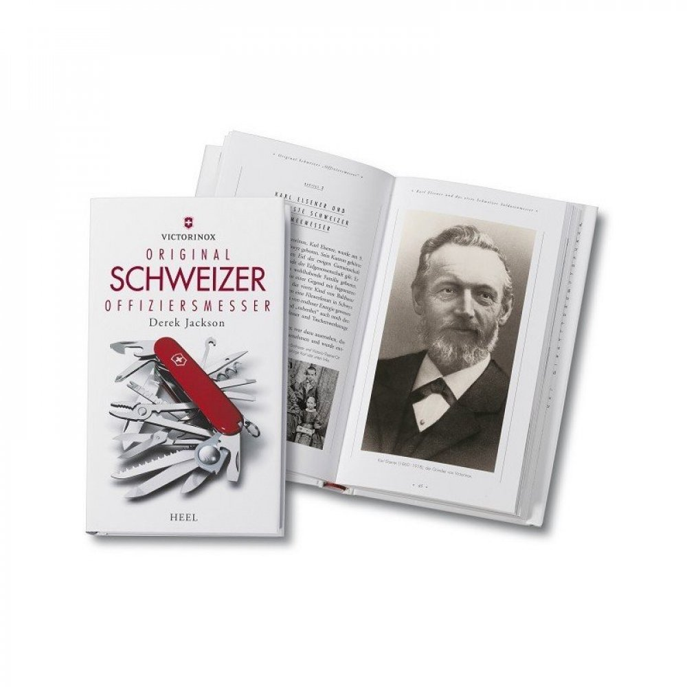 Книга Victorinox Swiss Army Knives 9.6038.1 9.6038.1