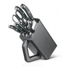Подставка для ножей Victorinox универсальная, черная 7.7043.03 7.7043.03