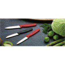 Кухонный нож Victorinox 5.0701 10 см красный 5.0701