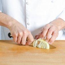 Кухонный кованый профессиональный шеф-нож Victorinox  7.7123.15 7.7123.15