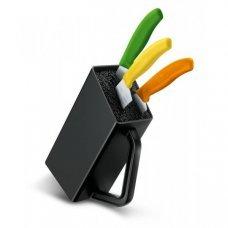 Подставка для ножей большая, черная 7.7033.03 7.7033.03