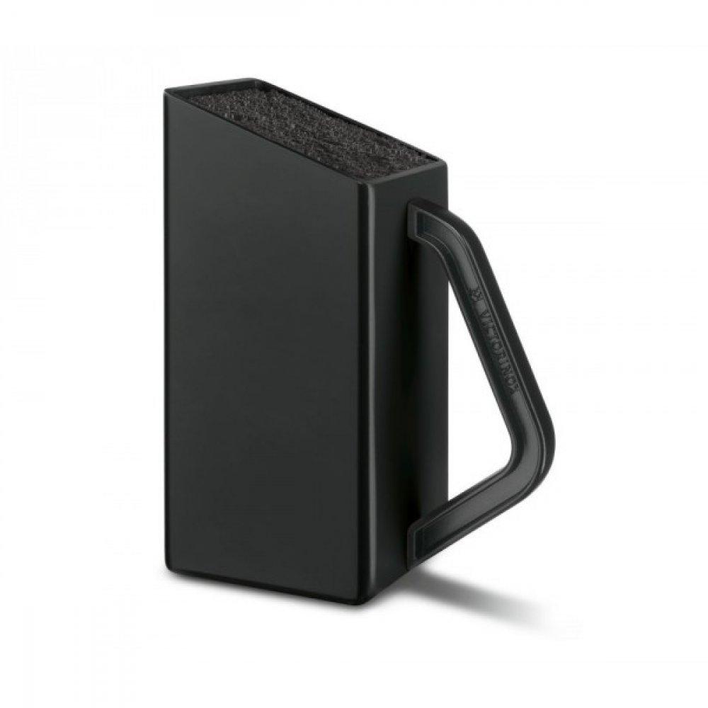 Подставка для ножей малая, черная 7.7031.03 7.7031.03