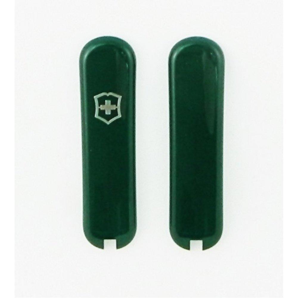 Комплект накладок Victorinox к ножу 58 мм C.6204 зеленый C.6204