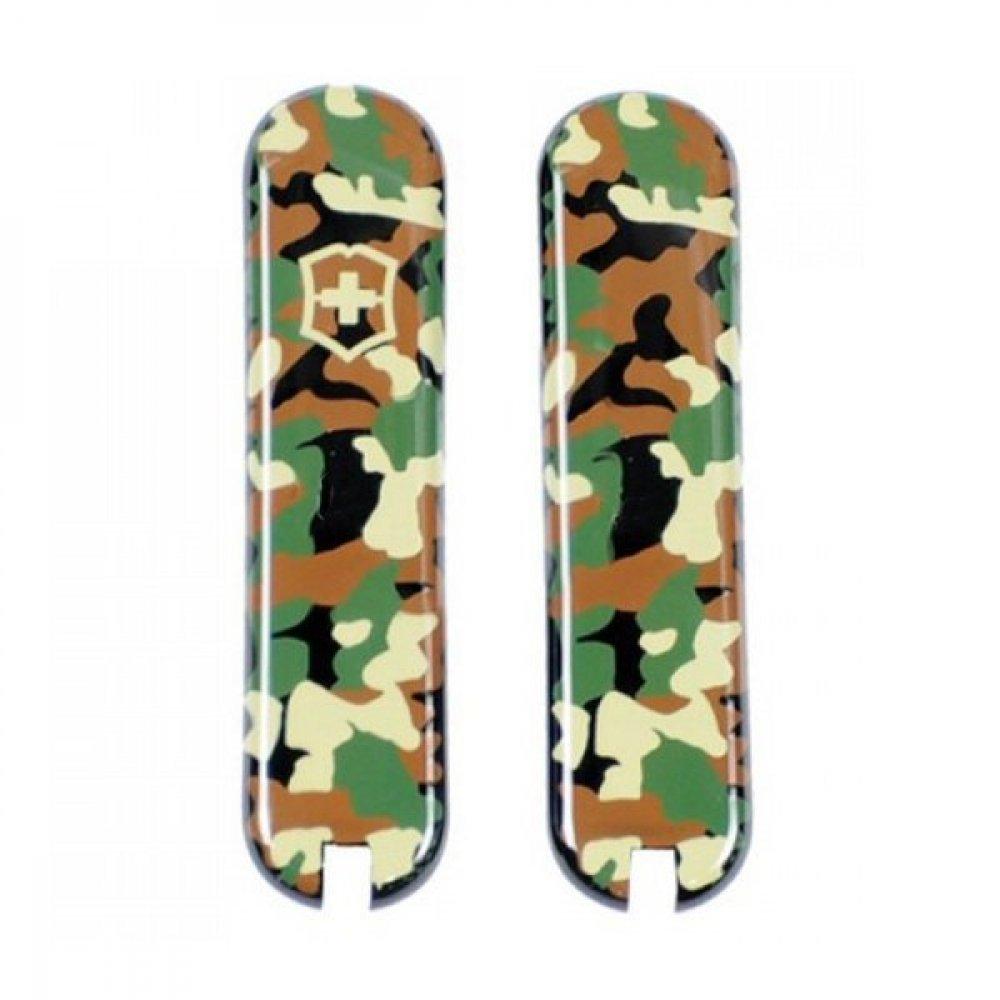 Комплект накладок Victorinox к ножу 58 мм C.6294 Camouflage C.6294
