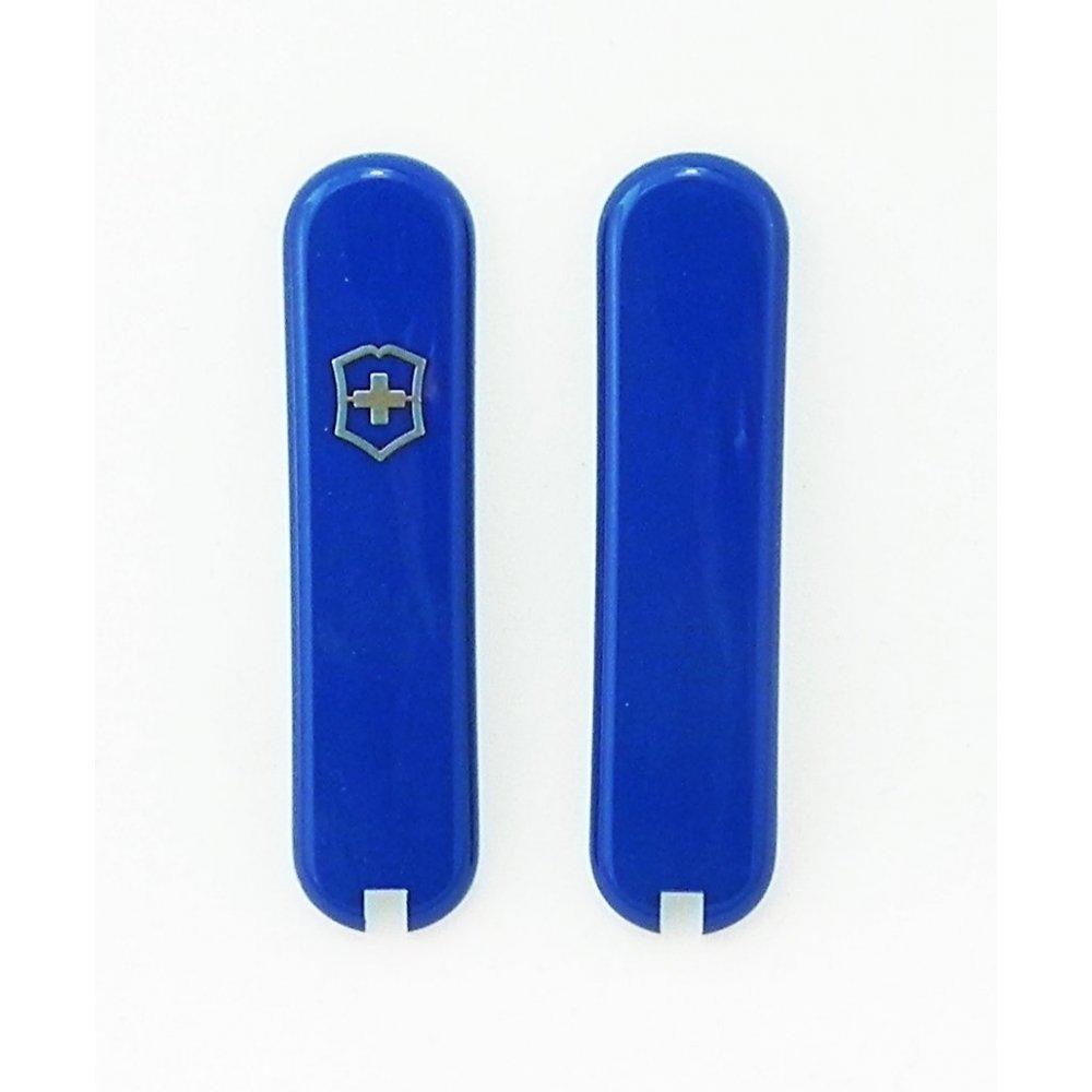 Комплект накладок Victorinox к ножу 58 мм C.6202 синий C.6202