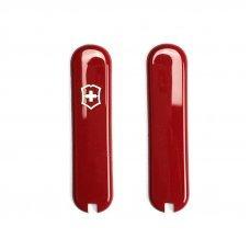 Комплект накладок Victorinox к ножу 58 мм C.6200 красный C.6200