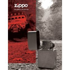 Каталог Zippo 2014 2014
