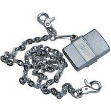 Набор Zippo 24414 зажигалка и цепочка