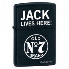 Набор Zippo 28014 Daniel's Lighter & Playing Cards Gift Set