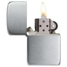 Зажигалка Zippo Hand Satin Sterling Silver 1941 Replica 24