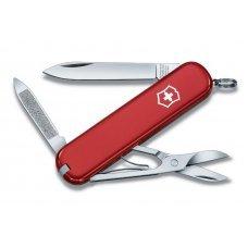 Нож VICTORINOX Ambassador, 74 мм, 7 функций, красный 0.6503