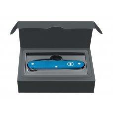 Нож VICTORINOX Pioneer, 93 мм, 8 функций, Limited Edition 2020, голубой ( Aqua Blue ) 0.8201.L20