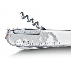 Набор VICTORINOX: нож Huntsman и серебряная монета, в подарочной коробке 1.1918.J18