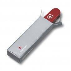 Нож VICTORINOX Camper, 91 мм, 13 функций, красный, с логотипом