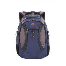 Рюкзак WENGER, 15, синий/серый, 900D, 35х23х48 см, 39 л 1015315