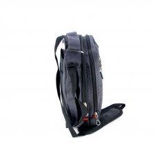 Сумка-планшет WENGER, черный/серый, 22х10х29 см 1092238