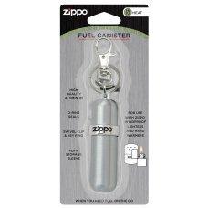 Баллончик для топлива ZIPPO, алюминий, серебристый 121503