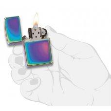 Зажигалка ZIPPO Classic с покрытием Spectrum™, латунь/сталь, разноцветная, глянцевая, 36x12x56 мм 151