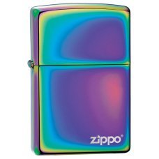 Зажигалка ZIPPO Classic с покрытием Spectrum™, латунь/сталь, разноцветная, глянцевая, 36x12x56 мм 151ZL