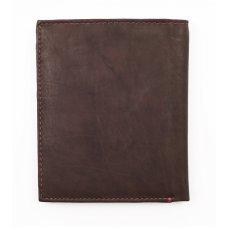 Портмоне ZIPPO, коричневое, натуральная кожа, 10x1.5x12.3 см 2005122