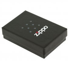 Зажигалка Zippo Classic с покрытием White Matte, латунь/сталь, белая, матовая, 36x12x56 мм 214