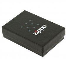 Зажигалка ZIPPO Ягода-Малина, с покрытием Black Matte, латунь/сталь, чёрная, матовая, 36x12x56 мм 218 RUSSIAN KHOKHLOMA