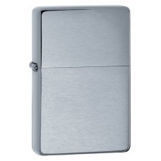 Зажигалка ZIPPO Vintage™ Series 1937, с покрытием High Polish Chrome, серебристая, 36x12x56 мм 230-25