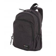 Рюкзак WENGER 13, cерый, ткань Grey Heather/ полиэстер 600D PU , 25х14х35 см, 12 л 2608424521