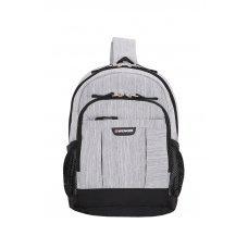 Рюкзак WENGER с одним плечевым ремнем 13, ткань Grey Heather, 24x14x34.3 см, 12 л 2610424550
