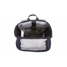Рюкзак WENGER 15, синий / чёрный, полиэстер 900D/ М2 добби, 29х15х47 см, 20 л 2717302408