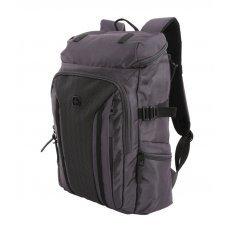 Рюкзак WENGER 15, серый / чёрный, полиэстер 900D/ М2 добби, 29х15х47 см, 20 л 2717422408