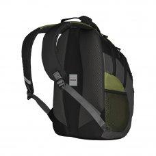 Рюкзак WENGER 16, зеленый, полиэстер, 38 x 25 x 49 см, 27 л 27335070