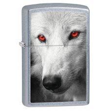 Зажигалка ZIPPO Classic с покрытием Street Chrome™, латунь/сталь, серебристая, матовая, 36x12x56 мм 28877