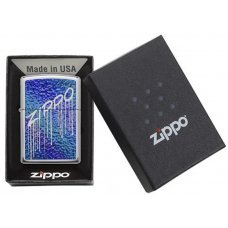 Зажигалка ZIPPO Classic с покрытием High Polish Chrome, латунь/сталь, серебристая, 36x12x56 мм 29097