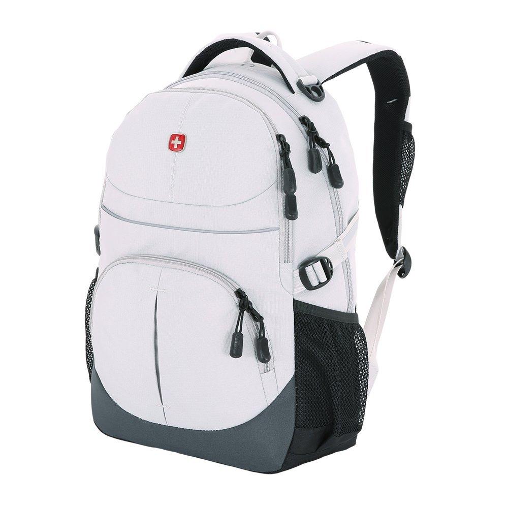 Рюкзак WENGER, серый, полиэстер, 33х15х45 см, 22 л 3001402408-2