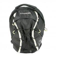 Рюкзак WENGER, черный/серый, полиэстер 900D, 29х19х47 см, 25 л 30532499