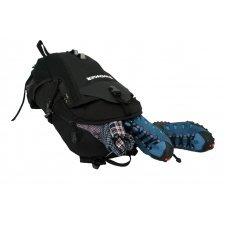 Рюкзак WENGER, серый/черный, полиэстер, 52.07х29.21х19.05 см, 33 л 30582215