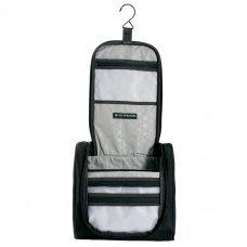 Несессер VICTORINOX с крючком и карманом-органайзером, чёрный, нейлон 800D, 27x9x27 см, 6 л