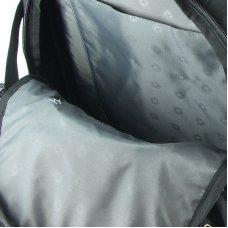 Рюкзак WENGER, черный/фукси, фьюжн/2 мм рипстоп, 32x15x46 см, 22 л 3165208408