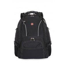 """Рюкзак WENGER, 15"""",чёрный, полиэстер 900D/М2 добби, 36x19x47 см, 32 л 3181032000408"""